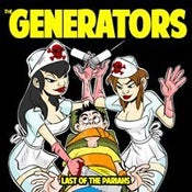 "Image of The Generators ""Last of the Pariahs"" CD"