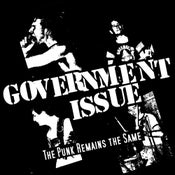 "Image of Government Issue ""The Punk Remains the Same"" 7"" vinyl"