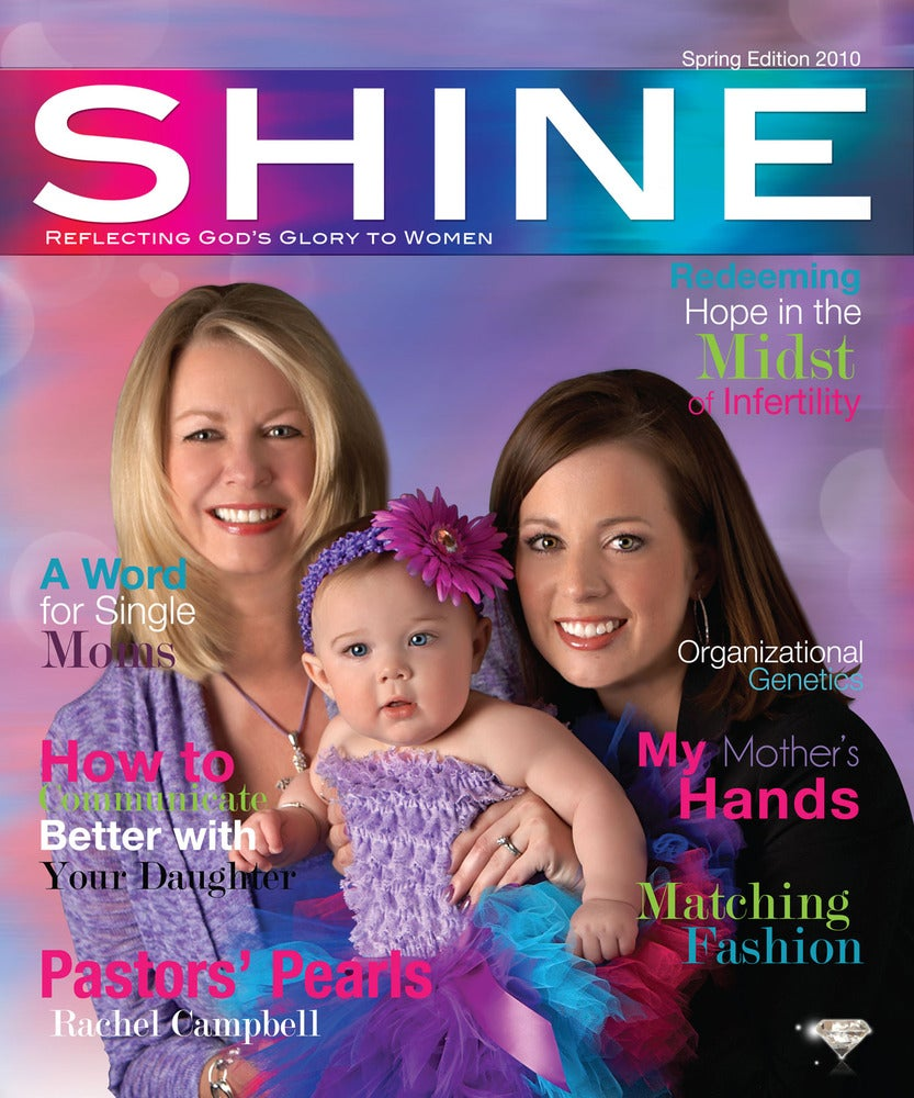 Image of Shine Magazine - 5th Edition