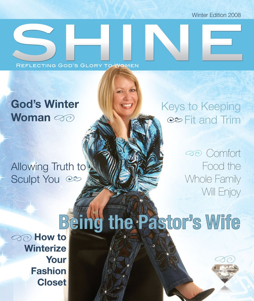 Image of Shine Magazine - 2nd Edition