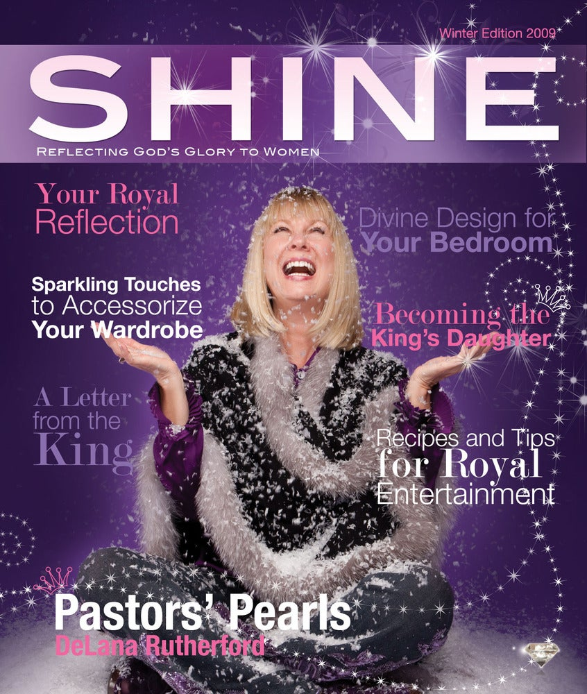 Image of Shine Magazine -  4th Edition