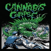 Image of CANNABIS CORPSE T SHIRT