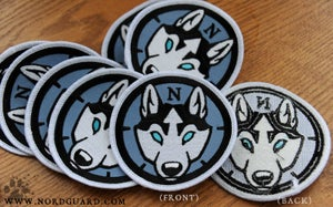 Image of Nordguard Patch (White) [Sold Out]