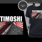 Image of Black/Red Pyramid Shirt