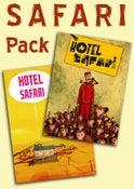 Image of Pack Hotel Safari #1 y #2