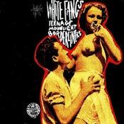 Image of IAR003 : White Fangs/Teenage Moonlight Borderliners cass