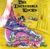 """Image of """"Fairytales"""" EP by The Incredible Kicks"""