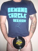Image of Sewing Circle Records Tshirt