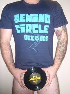 Image of Sewing Circle Records Tshirt