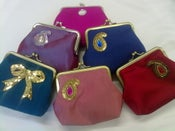 Image of Precious silk purse