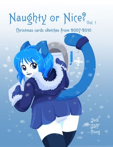 Image of Naughty or Nice Vol. 1 (Contains Nudity)