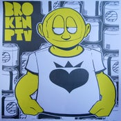 "Image of BROKE ONE - 12""x18"" Limited Edition Serigraph"