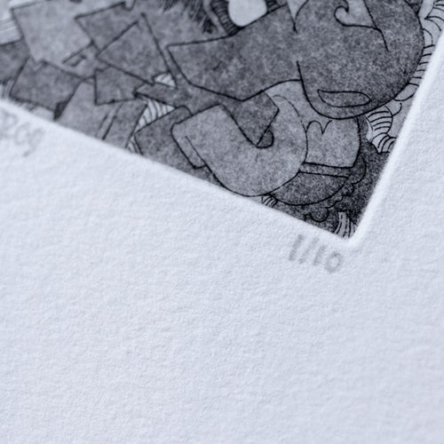 Image of A SERIES #01 / Paul Du Bois-Reymond