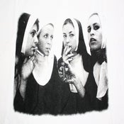 Image of NUNS tour t-shirt