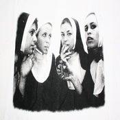 Image of NUNS tour t-shirt
