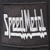 Image of SpeedMetal patch (large)
