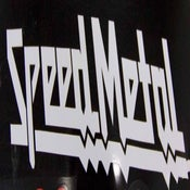 Image of SpeedMetal sticker