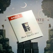 Image of exp. minus three: Black Days: E3 2011
