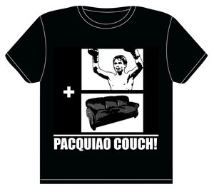 Image of Pacquiao Couch! v2 (Shirt)