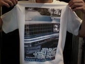 Image of DAD'S CAR T-SHIRT.