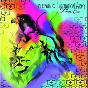 """Image of Telepathic Liberation Army """"Phase One"""" LP DSBR019"""