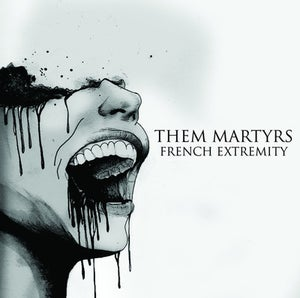 Image of Them Martyrs French Extremity CD ONLY