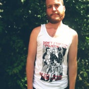 Image of Don't Stop Believin' Gay Rats Tank