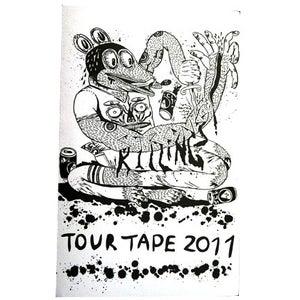 """Image of Strong Killings """"Tour 2011"""" Tape DSBRT002"""