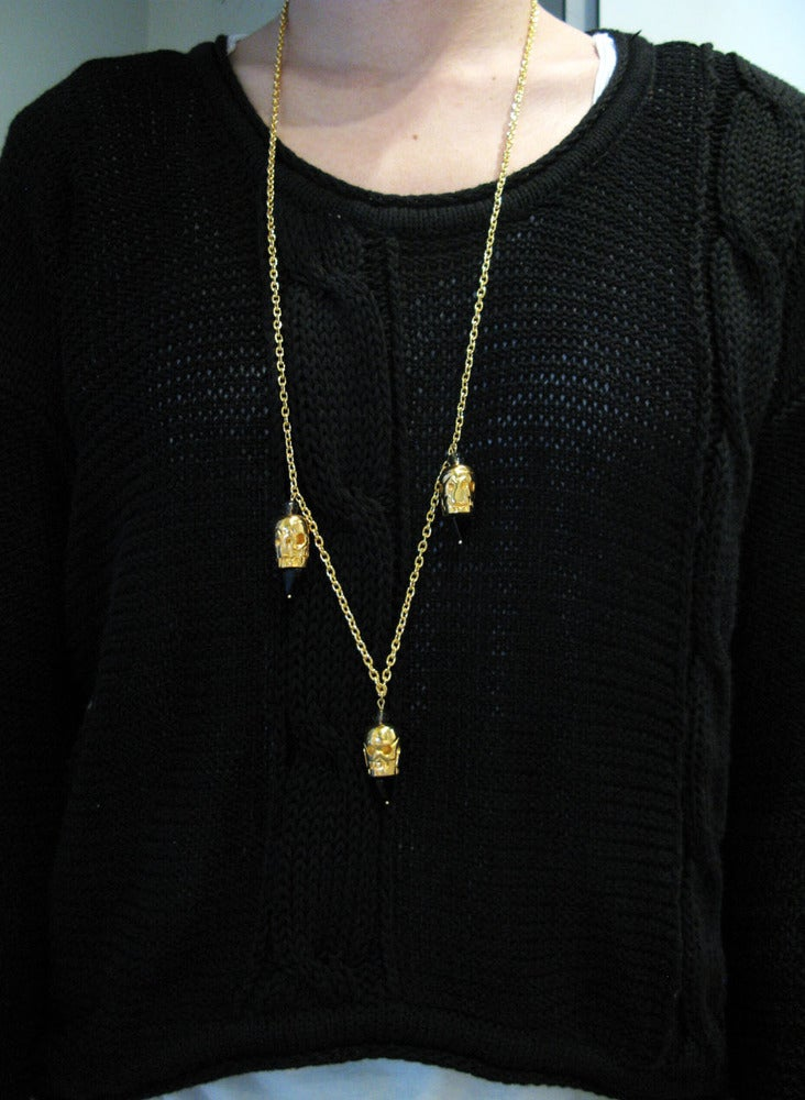 Image of Three's A Crowd Necklace