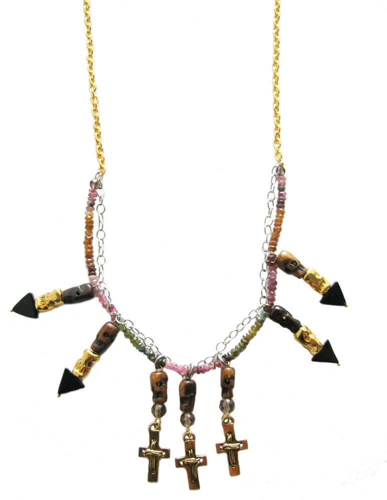 Image of Arrow Necklace