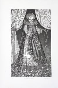 Image of THE QUEEN OF BONES