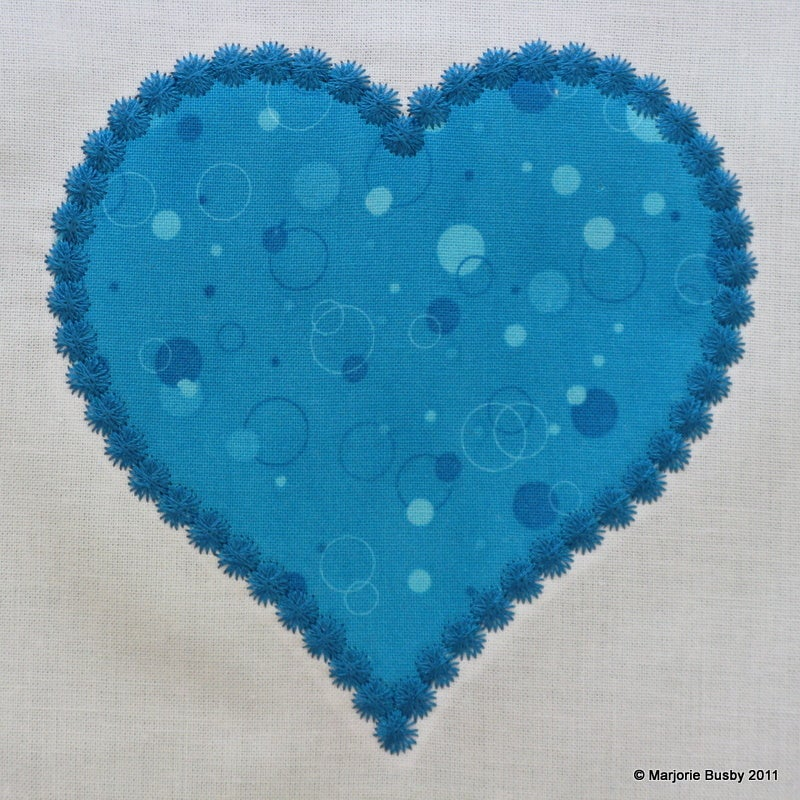 "Image of Accuquilt GO Hearts (2"", 3"", 4"") Machine Embroidery"