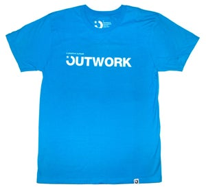 Image of OUTWORK (turquoise)
