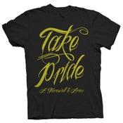 Image of Take Pride - Black