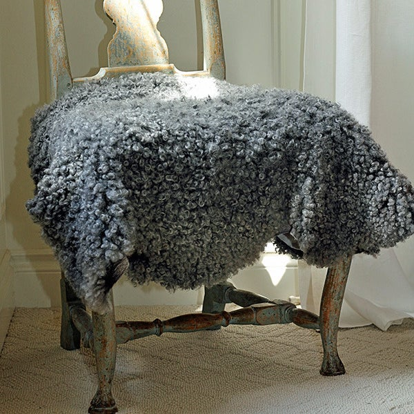 Image of Swedish Sheep Skins (Gotland Pelts)