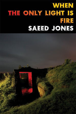 Image of Top 10 ALA Over the Rainbow Title! When the Only Light Is Fire by Saeed Jones
