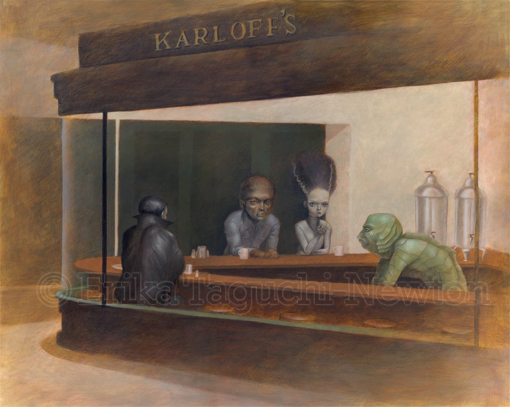 Image of Night at Karloff's