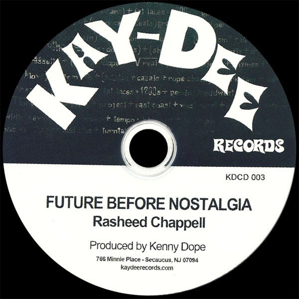 Image of KDCD05-RASHEED CHAPPELL-CD