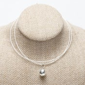 Image of Sterling Wire Necklace