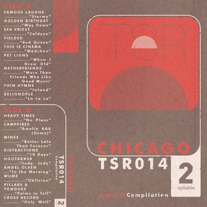 Image of Twosyllable Records Chicago Compilation