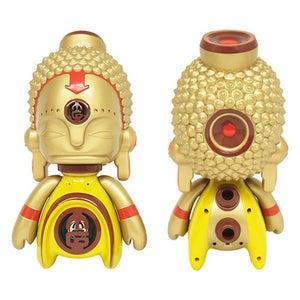 Image of Asia MiniGod designer toy + speaker 15 inch