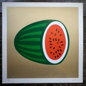 Image of Melon - Gold version - Ryan Callanan