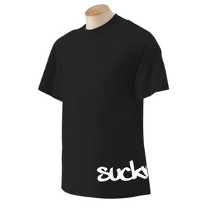 Image of Suckmusic T-Shirt (2010 Original Design)