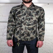 Image of Five Brother Camoflauge Print Shirt