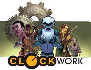 Image of Clockwork, Vol. 1- KOKOMO PICKUP