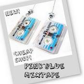 Image of PINK & BLUE MIXTAPE !!