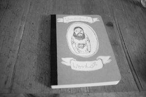 Image of Wonderful words Notebook