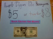 Image of Buck Fitches Get Money Bracelet