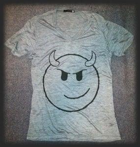 Image of Devil Emoticon V