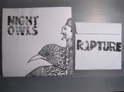 Image of Rapture CD EP (SOLD OUT)